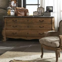 Salt and Pepper - Dialma Brown Chest Of Drawers