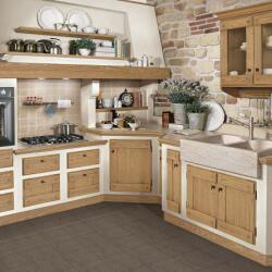 Argyrou Kitchens Borgo Antico Anita Model Solid Wood