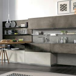 Argyrou Kitchens Design Collection Oltre Cement Effect