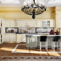 Argyrou Kitchens Pantheon Luxury Design Solid Wood