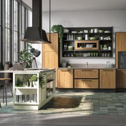 Argyrou Kitchens Provenza Model Industrial Design